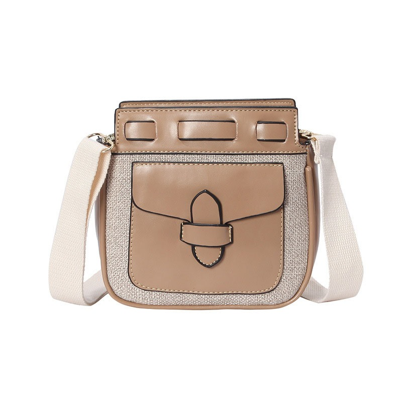 Ericdress Fashion Occident Style Color Block Crossbody Bag
