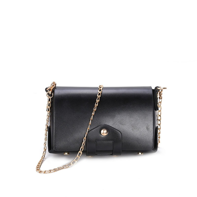 Ericdress Synthetic Leather Chain Women Crossbody Bag