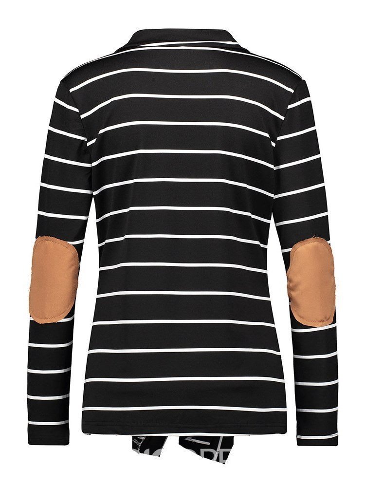Ericdress Loose Travel Look Stripe Knitwear