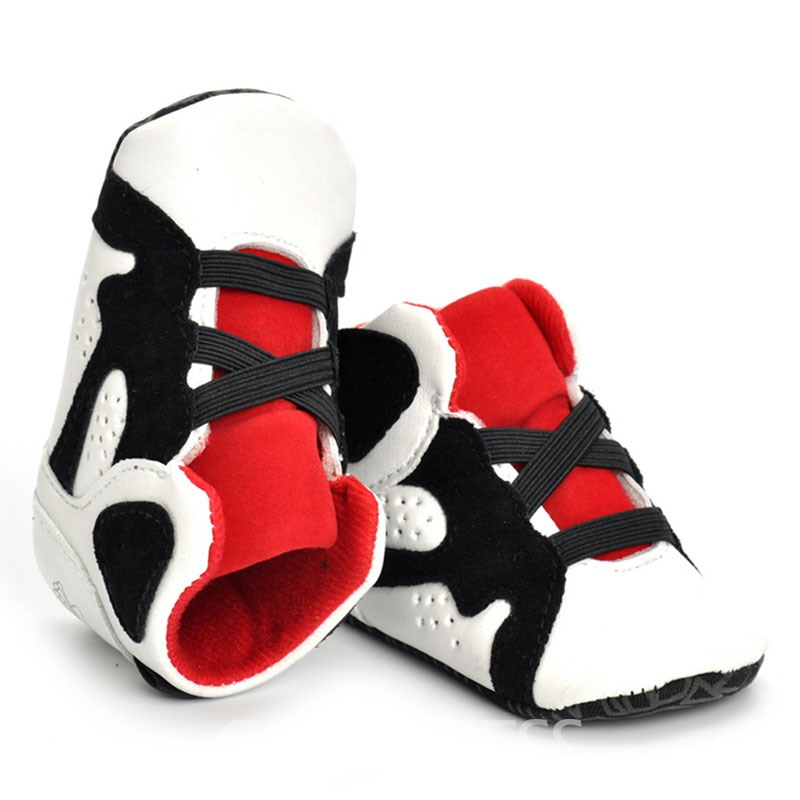 Ericdress Patchwork Slip-On Toddler Shoes