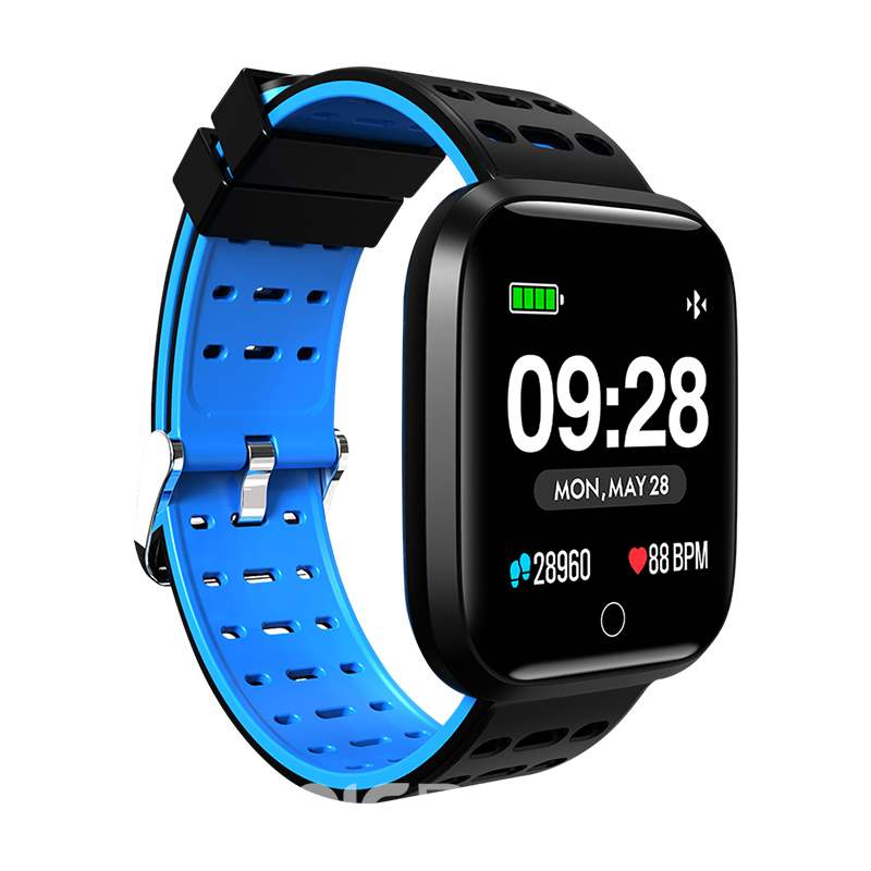 Ericdress Q8 Colorful Waterproof Smart Watch
