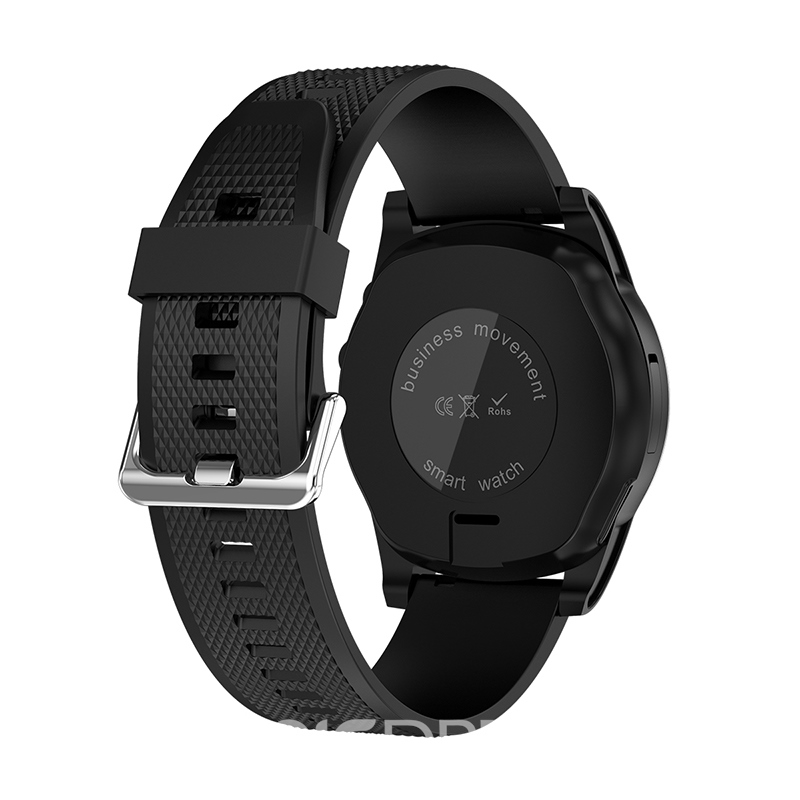 Ericdress Watch Mobile Phone With Round Screen Bluetooth Card Movement Smart Watch