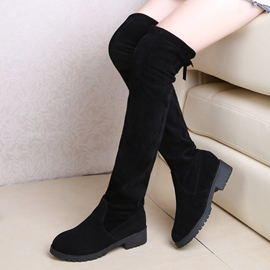 Ericdress Block Heel Women's Knee High Boots