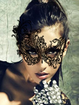 Ericdress Sexy Accessories Lace Masquerade Mask