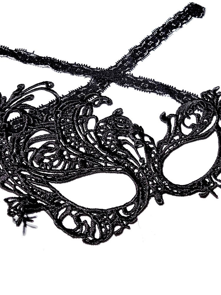 Ericdress Sexy Accessories Lace Easter Blindfold