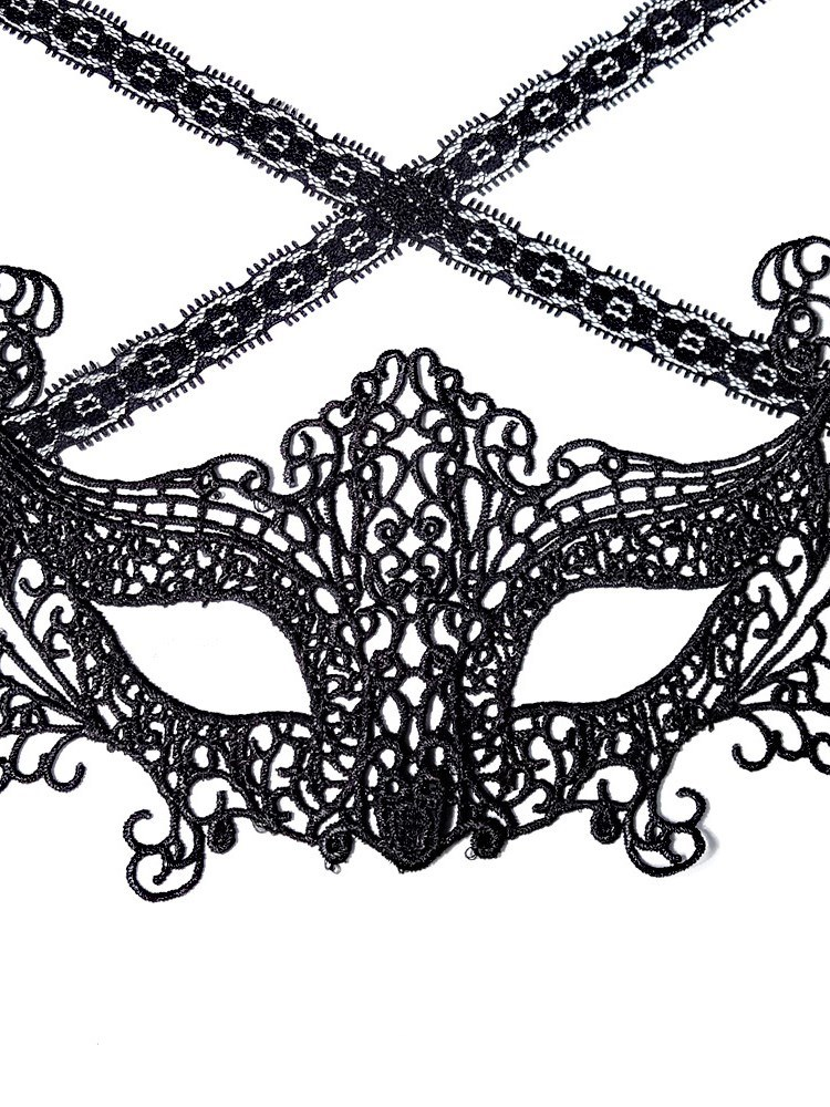 Ericdress Sexy Accessories Lace Fashion Blindfold