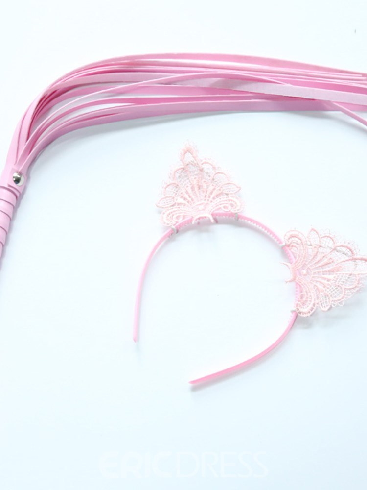 Ericdress Whip Cat-ears Headband Sexy Accessories 2 Pieces