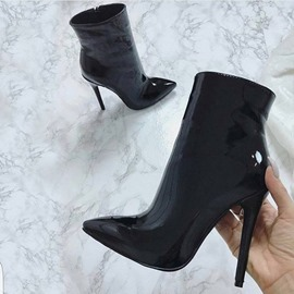 Ericdress Pointed Toe Stiletto Women's Ankle Boots