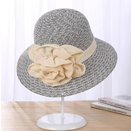 Ericdress Cotton And Linen Sun Hat