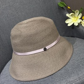 Ericdress Summer Button Sunhat