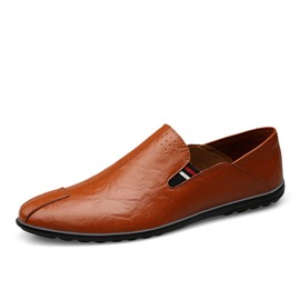 Ericdress Slip-On Round Toe Men's Casual Shoes