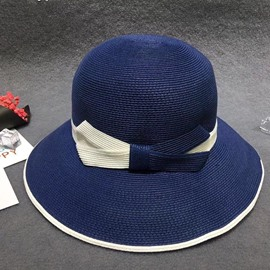 Ericdress Summer Straw Sunhat