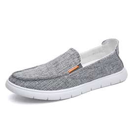 Ericdress Plain Slip-On Round Toe Men's Shoes