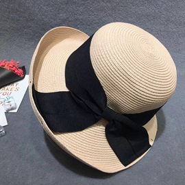 Ericdress Rolled Brim Bucket Hat