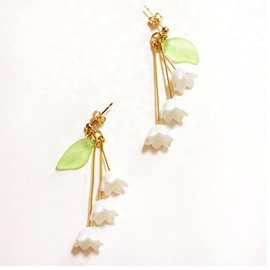 Ericdress Convallaria Majalis Earrings