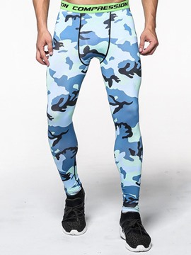 Ericdress Camouflage Male Ankle Length Pants