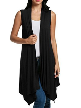 Ericdress Thin Casual Plain Cape