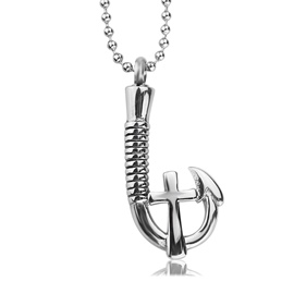 Ericdress Boat Anchor Necklace