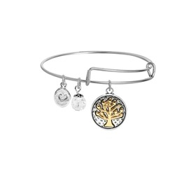 Ericdress Tree Birthday Stone Bracelet