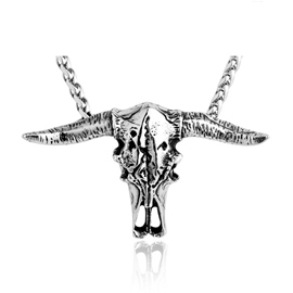 Ericdress Tauren Animal Men's Necklace