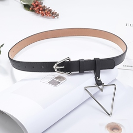Ericdress Minimalist Belt