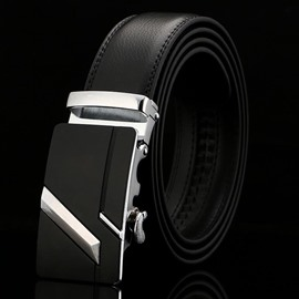 Ericdress Fashion Bales Catch Leather Belt