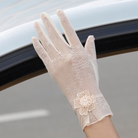 Ericdress Sun Protection Touch Screen Gloves
