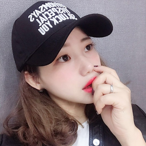 Ericdress Embroidery Baseball Cap