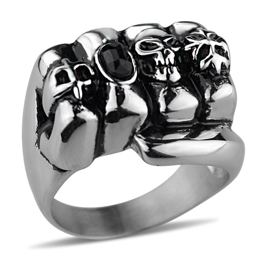 Ericdress Fist Men's Ring