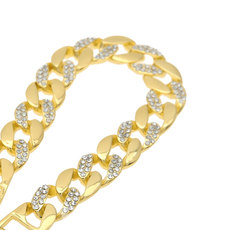 Ericdress Diamanted Fashion Necklace