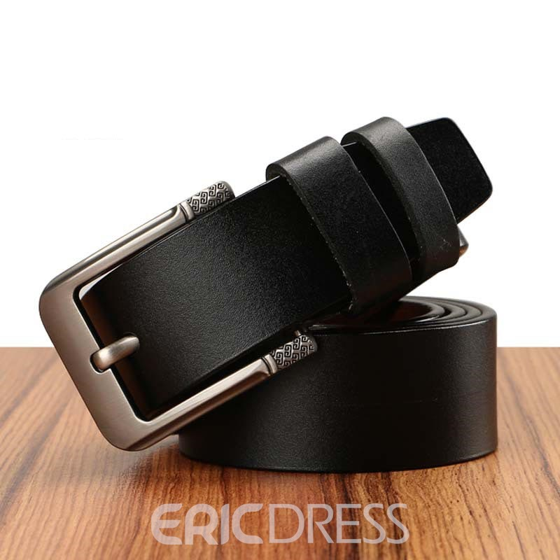 Ericdress Double Color Leather Belt