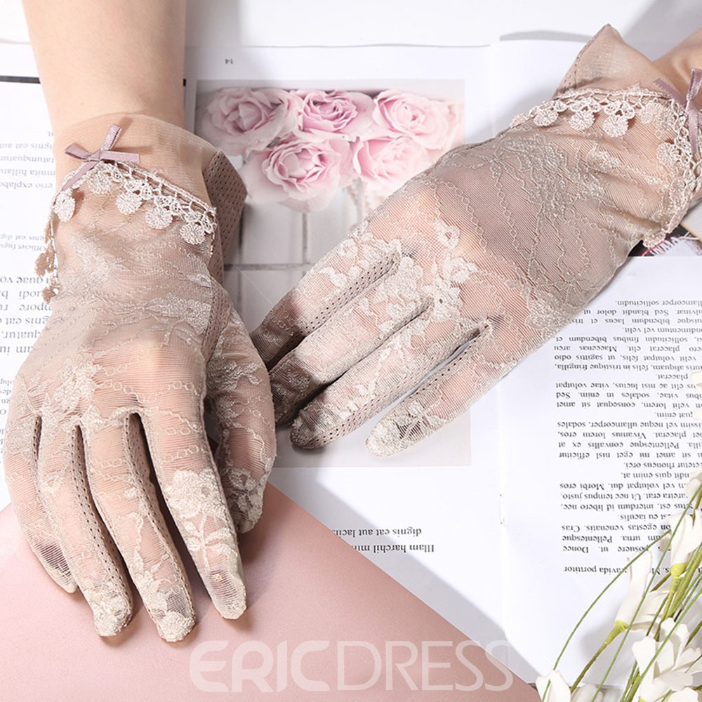 Ericdress Outdoors Sun Protection Gloves