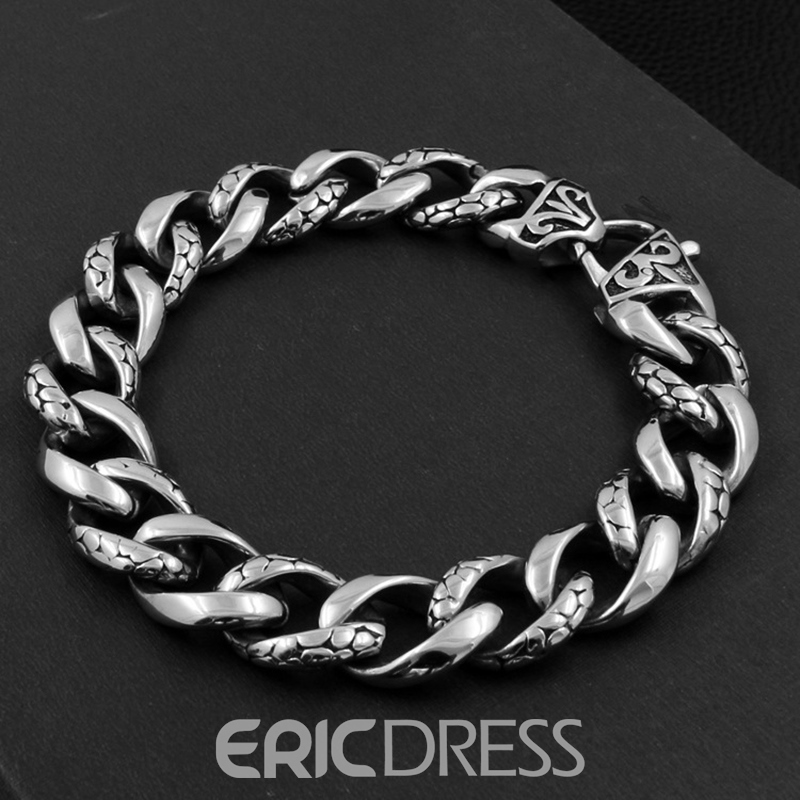 Ericdress Snake Chain Necklace