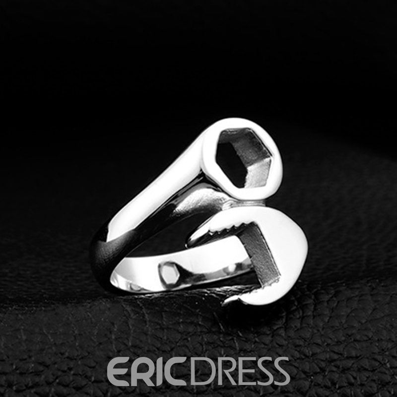 Ericdress Wrench Alloy Ring