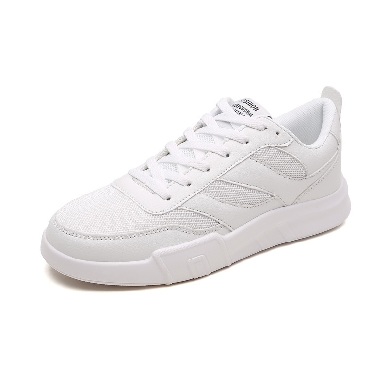 buy cheap geniue stockist Mesh Patchwork Lace-Up Low-Cut Men's Sneakers cheap price discount footaction discount recommend m7W1phZ