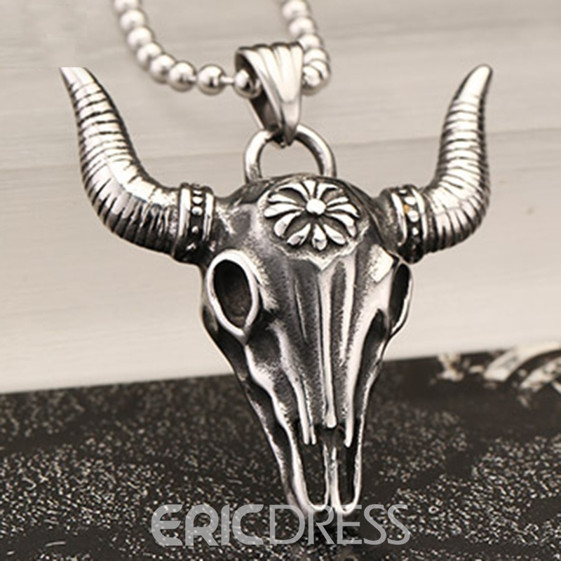 Ericdress Tauren Men Necklace