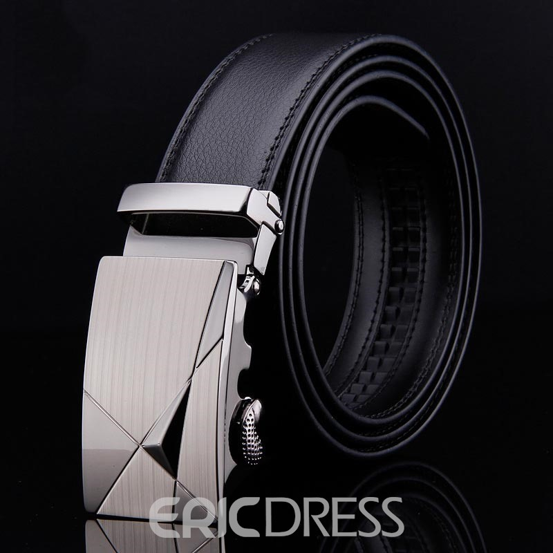 Ericdress Leather Business Belt