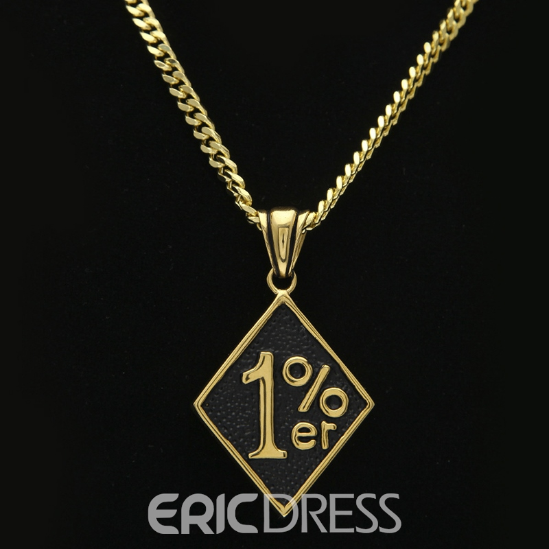 Ericdress 1%er Unique Necklace