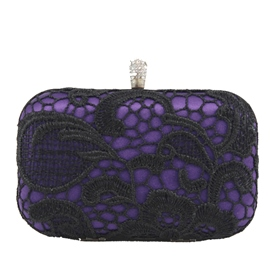 Ericdress Floral Patchwork Women Clutch