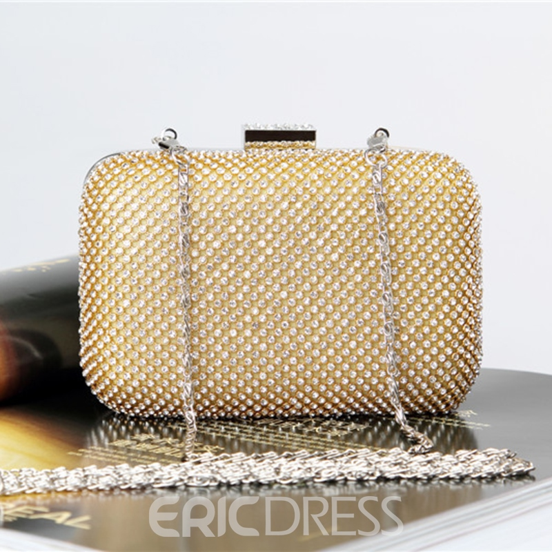 Ericdress Luxury Style Hasp Chain Women Clutch