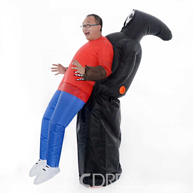 Ericdress Inflatable Ghost Suits Halloween Costume Gift