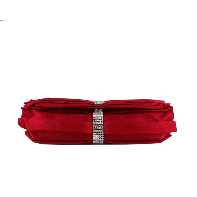 Ericdress Fresh Plain Magnetic Snap Clutch