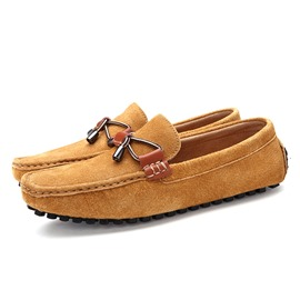 Ericdress Plain Low-Cut Upper Slip-On Men's Loafers