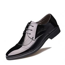 Ericdress Plain Low-Cut Upper Men's Oxford Shoes