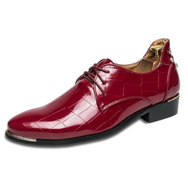 Ericdress Sequin Low-Cut Upper Men's Oxford Shoes