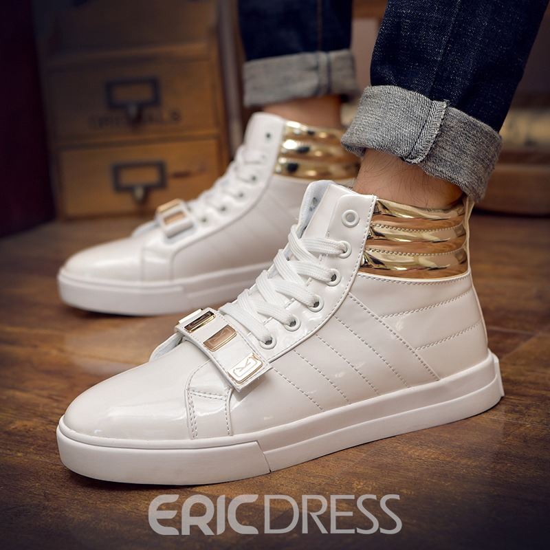 Ericdress High-Cut Upper Men's Shoes