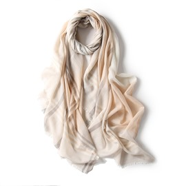 Ericdress Top Soft Silk Gauze Scarf