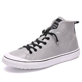 Ericdress Round Toe High-Cut Upper Men's Casual Shoes