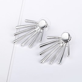 Ericdress Simple Stud Earrings
