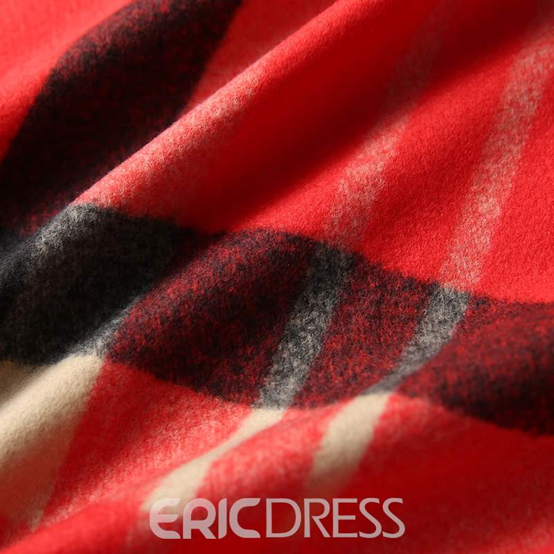 Ericdress England Style Warm Scarf